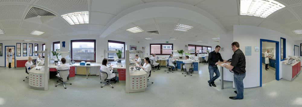 360° panorama pkc dental, oldenburg
